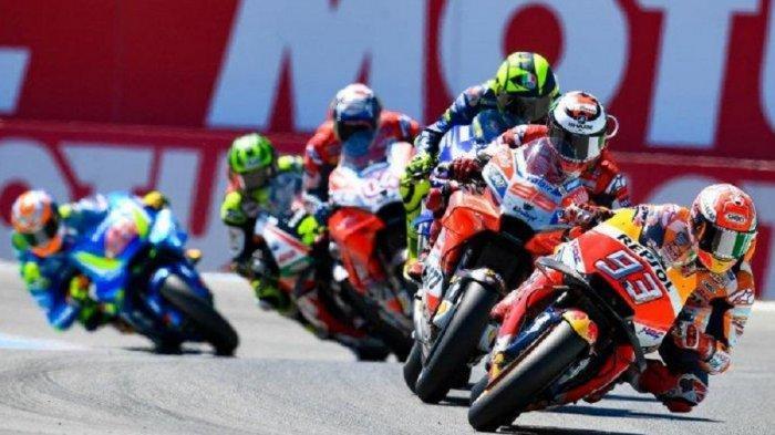 Klasemen dan Jadwal Siaran Langsung Trans7 TV Online MotoGP Thailand 2019 di Sirkuit Buriram