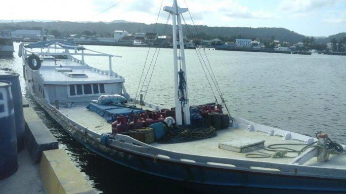 Setelah Alami Kerusakan di Perairan Pulau Polassi, KLM Reski Perdana 01 Bakal Kembali Berlayar