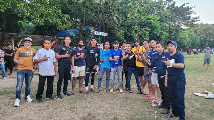 Klub BAGATAK FC yang Diperkuat 3 Pemain PSM Melaju Ke Babak Final Liga Ramadan Makassar 2021