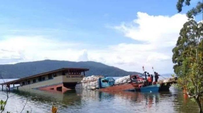 9 Penumpang Perahu Terbalik di Danau Towuti Luwu Timur Warga Desa Loeha