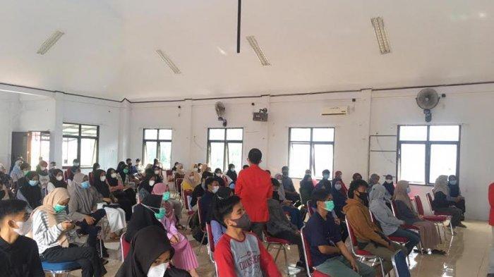 KMP Unhas Selenggarakan Try Out UTBK se-Kabupaten Pinrang