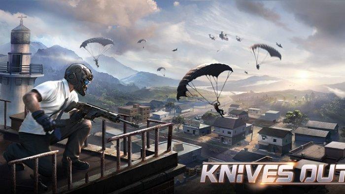 Game Knives Out Salip Keuntungan PUBG dan Fortnite, Begini Ceritanya