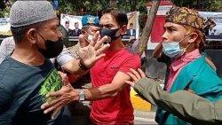 Demo Dugaan Pungli di Kantor Bupati, Tiga Camat di Jeneponto Nyaris 'Adu Jotos' dengan Mahasiswa