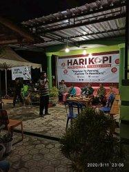 Sajikan Kopi Khas, Kobass Hartnay Kini Hadir di Lappa-lappae Pinrang