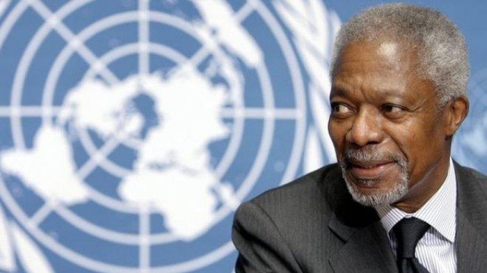 Penyebab Meninggalnya Mantan Sekretaris Jenderal PBB Kofi Annan