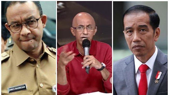 ILC TV One Tadi Malam, Geisz Chalifah Kritik Pernyataan Menteri Jokowi, Anies Baswedan Dibully