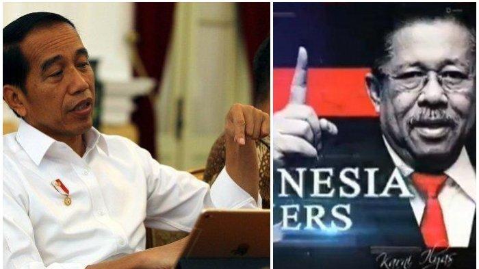 ILC TV One Tadi Malam, Karni Ilyas dkk Ulas Alasan Jokowi Ogah Tunda Pilkada: Pilkada, Kenapa Takut?