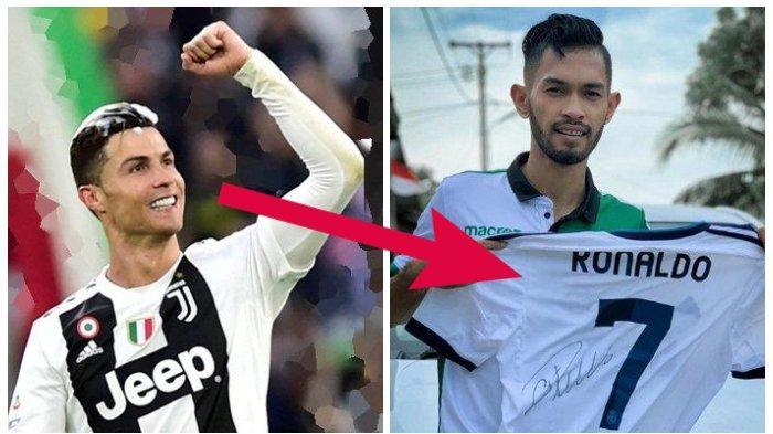 Ingat Martunis Anak Angkat Ronaldo dari Aceh? Tak Main Bola Kini Terjun ke Politik, Anggota Partai