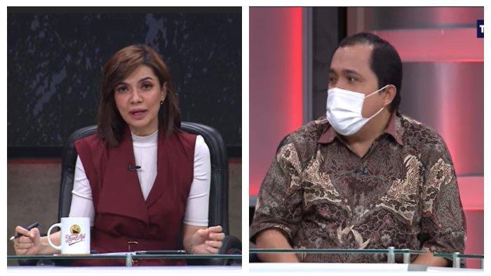 Terungkap di Mata Najwa, Dokter Keteteran Tangani Corona, Buat Tenda Darurat, Tolak 27 Pasien Sehari