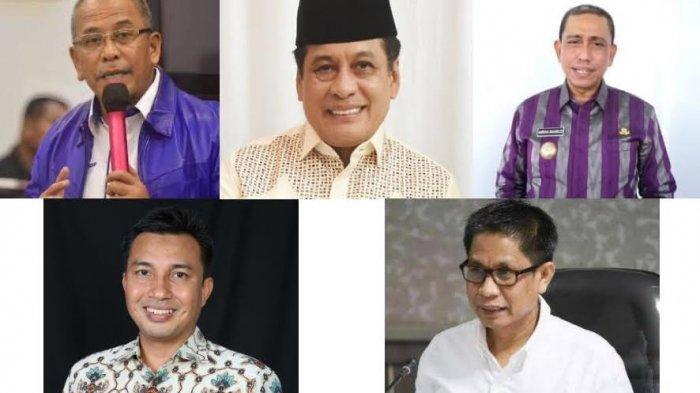 Nurdin Halid, IAS, Amran Mahmud, Selle KS Dalle, dan Abdullah Rahim Motivasi Mahasiswa UMI di ECC 2