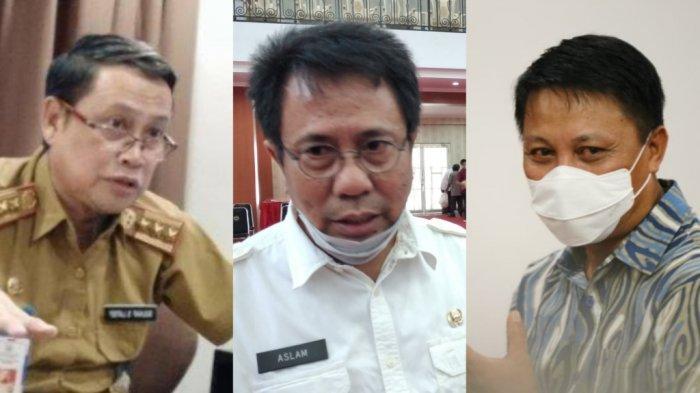 Mantan Bupati Pinrang Jabat Plt Bappelitbangda Sulsel, Sulkaf Latief Bergeser dari Jabatan Inspektur