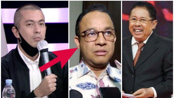 Serunya ILC TV One Tadi Malam, Mantan Anak Buah Ahok Serang Anies Baswedan: Gubernur Tak Jujur