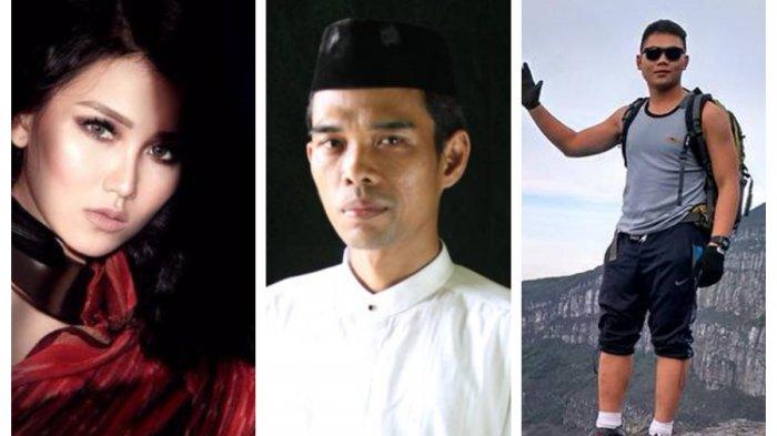 TERPOPULER: Skak Mat Ustad Somad, Ayu Ting Ting Nikah di Australia, Pembunuhan Pengawal Prabowo