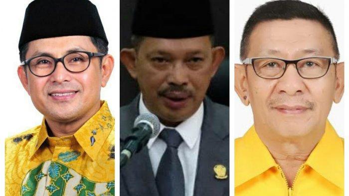 A Muh Ishak, Suami Tenri Olle Yasin Limpo Siap Pimpin Golkar Gowa, Hoist Bachtiar Tunggu Taufan Pawe