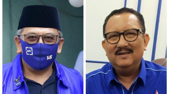 Adu Kuat Jaringan Ni'matullah dan IAS di DPP Demokrat
