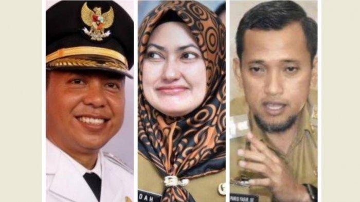 Tiga Kali Kepala/Wakil Kepala Daerah Gerindra di Sulsel Direbut Partai Lain