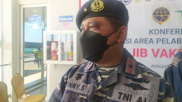 Pasien Isolasi Apung Bakal Diantar dengan Kapal Patroli Lantamal VI Makassar