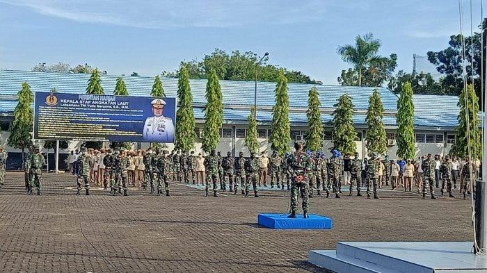 Komandan Lantamal VI Pimpin Apel Khusus