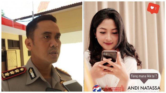 Segera Nikah, Mantan Kapolrestabes Makassar dan Putri Indonesia Natassa Sepupu Bupati Gowa Adnan IYL