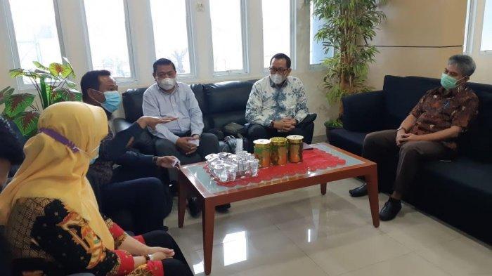 Ingin Dirikan LSP, PT Mulatama Belajar di Politeknik ATI Makassar