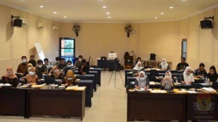 KPU Mamuju Evaluasi Pelaksanaan Pilkada 2020