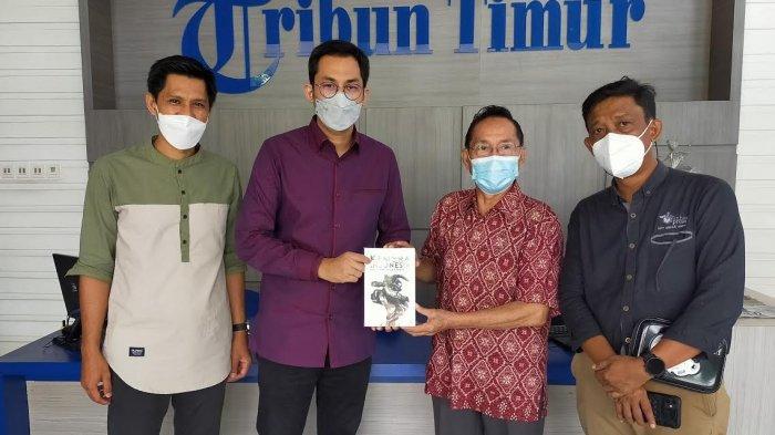 Komisioner KPI Yuliandre Darwis Berkunjung ke Tribun Timur