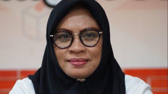 TRIBUNWIKI: Kenalkan Safriani Sudirman, Satu-Satunya Perempuan Anggota KPU