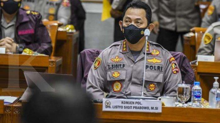 Jokowi Beri Notis Kapolri Jenderal ListyoSigitPrabowo soal UU ITE, Gerah Banyak Warga Saling Lapor