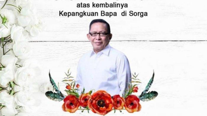 Putra Terbaik Toraja Jenderal Bintang 3 Insmerda Lebang Dikebumikan di Taman Makam Pahlawan Hari Ini