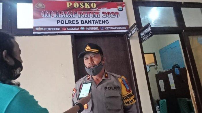 4 Hari, Ada 600 Pengendara Tak Gunakan Masker di Bantaeng