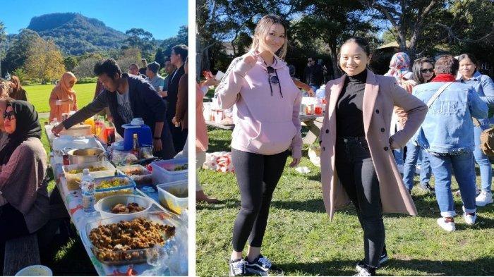 Setelah Idulfitri, Diaspora Indonesia Adakan Halalbihalal di Wollongong Botanic Garden, Australia