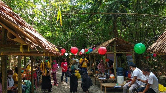 Lestarikan Pangan Lokal, Earth Hour Makassar Gelar Pasar Pangkal