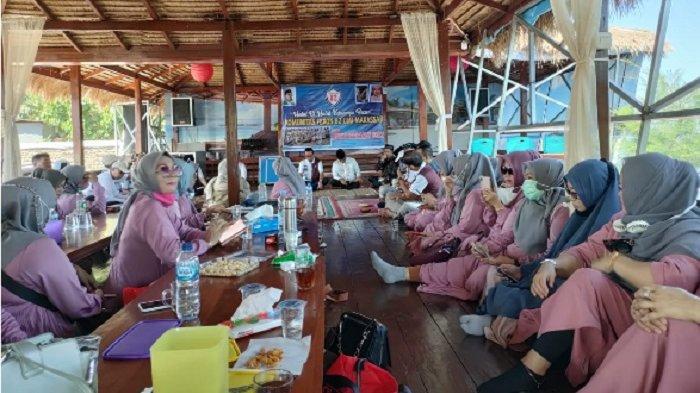 FOTO Semarak Halal Bi Halal Komunitas Fakultas Ekonomi UMI 82 Makassar