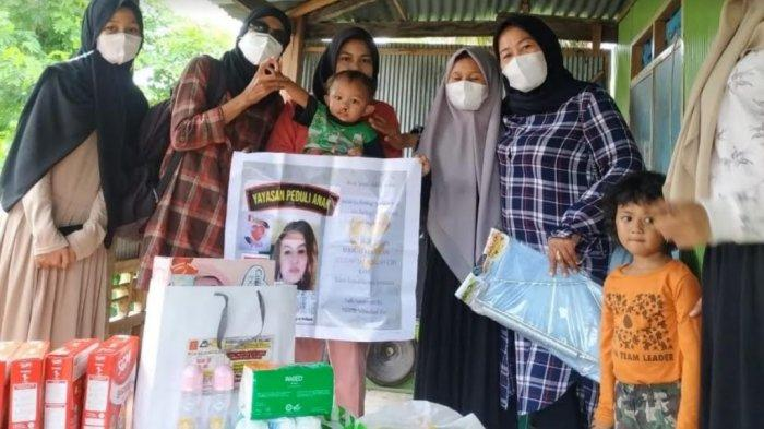 Komunitas ILH Bantu Penderita Bibir Sumbing di Borongtala Jeneponto