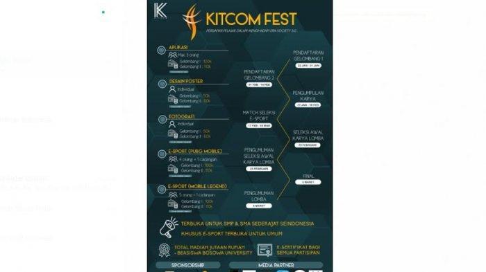 Komunitas IT SMA Kartika XX-1 Makassar Gelar Festival IT Skala Nasional, MenangkanBeragam Hadiah