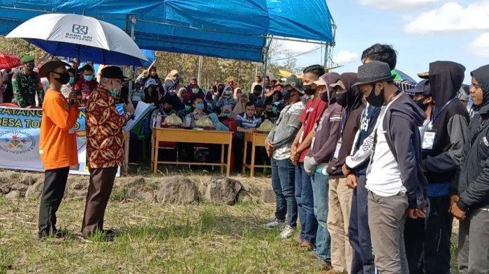 500 Peserta Ikuti Festival Layang-layang di Desa Tombolo Bantaeng