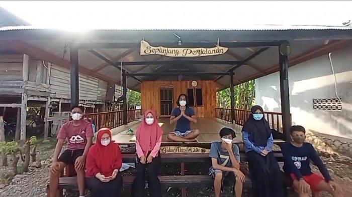 Komunitas Sepanjang Perjalanan Pinrang Harap Tribun Timur Tetap Kreatif dalam Menyuguhkan Literasi