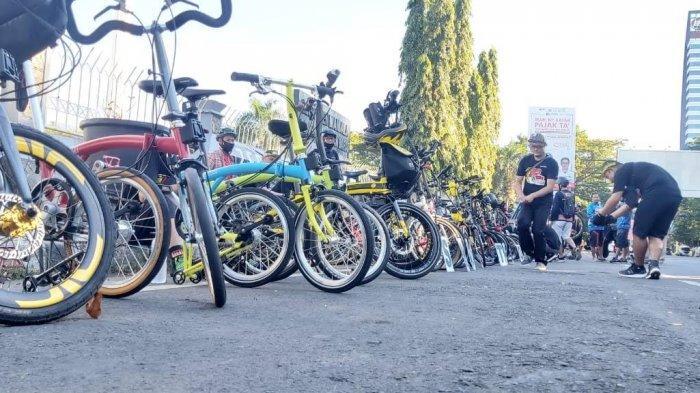 Gerakan Bike to Work, Suarakan Bersepeda Berbagi di Jalan