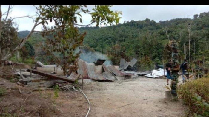 Fakta Aksi Teror di Sigi, 7 Rumah Dibakar hingga Satu Keluarga Dibantai, Warga Sembunyi dalam Hutan