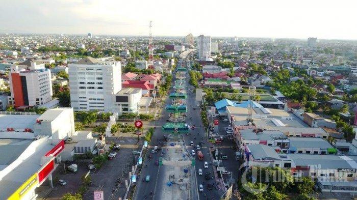 Foto Kondisi Jalan AP Pettarani Setelah Pemkot Makassar Terapkan Work From Home - kondisi-jl-ap-pettarani-4.jpg