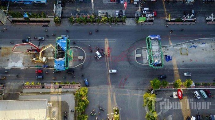 Foto Kondisi Jalan AP Pettarani Setelah Pemkot Makassar Terapkan Work From Home - kondisi-jl-ap-pettarani-6.jpg