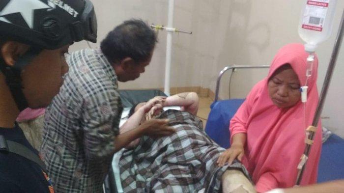 Mansyur Meninggal Malam Ini, Susul Anak Istri yang Tewas Terbakar di Gowa