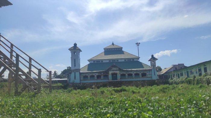 Ditunda, Pembangunan Masjid Raya Watampone Dilakukan Usai Idulfitri