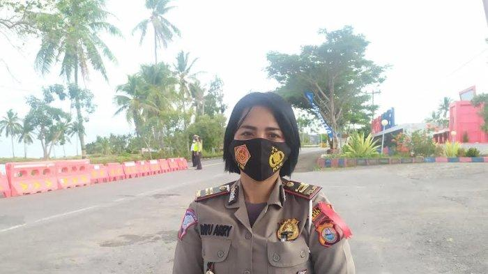 Kronologi Tabarakan Motor vs Mobil lTruk di Bantaeng, Dua Korban Alami Patah Tulang