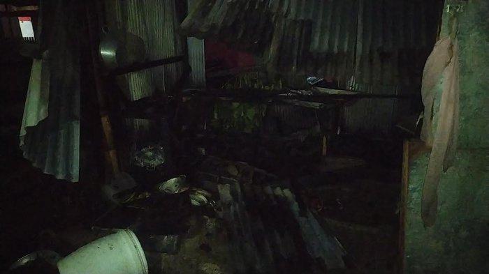 Kebakaran di Pasar Tua Bantaeng, Rumah Kontrakan dan Toko Pakaian Dilalap Api