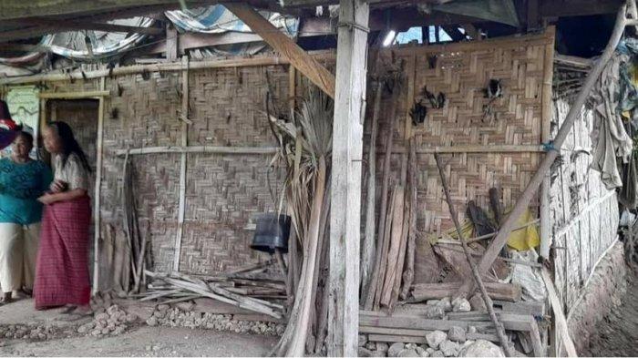 Tinggal Sebatangkara di Gubuk Reyot, Nenek Suni Butuh Perhatian Pemerintah Jeneponto