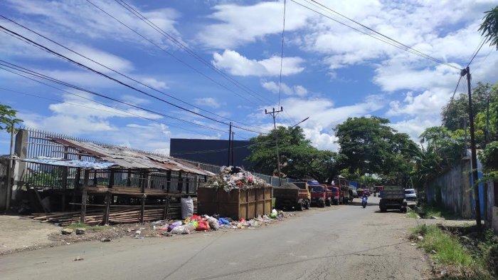 Sampah Menumpuk Masih Terlihat di Ruas Jalan di Kota Watampone