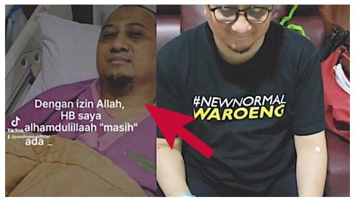 Kondisi Terbaru Ustadz Yusuf Mansur Kini Sedang Dirawat di Rumah Sakit, Kini Siap Terima Donor