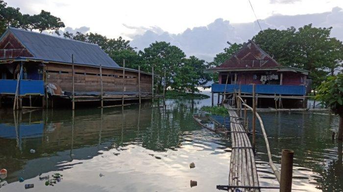 Banjir Mulai Surut di Kabupaten Wajo, Sisa 23 Desa/Kelurahan Terdampak