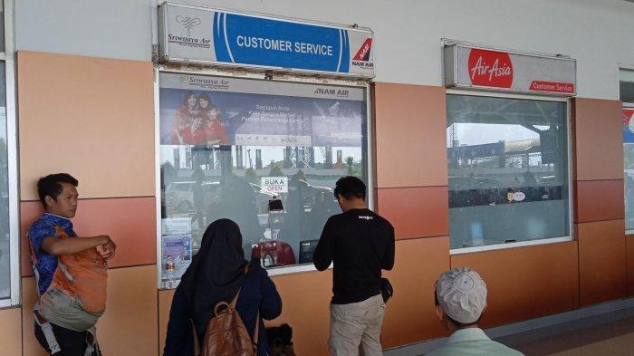Ternyata, Penumpang Ngamuk di Bandara Hasanuddin Tujuan ke Daerah Ini